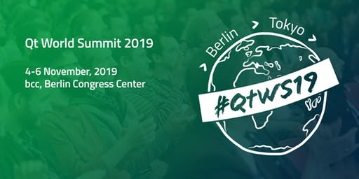 Qt World Summit 2019